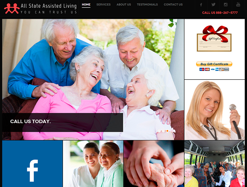 All State Assisted Living - Home Page