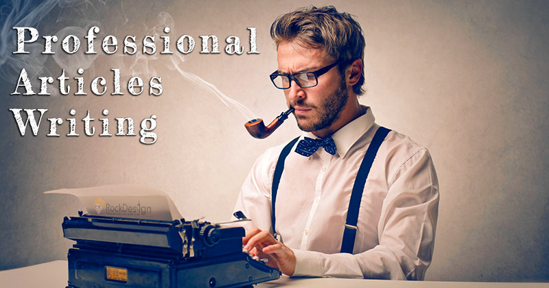 Professional Articles Writing