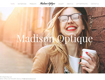 madison optique