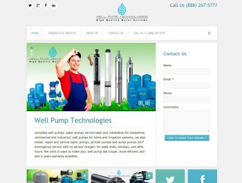 Well Pump Technologies